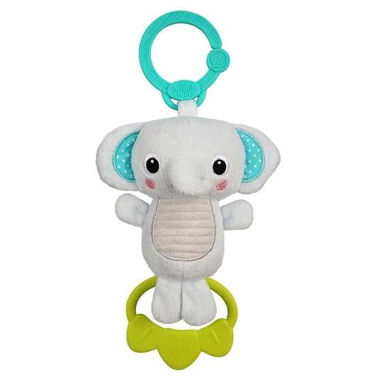 Bright Starts Tug Tunes On-The-Go Toy - Elephant