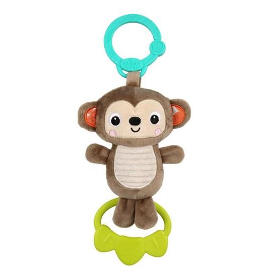 Bright Starts Tug Tunes On-The-Go Toy - Monkey