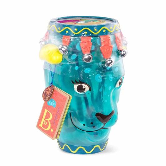 Battat Jungle Jam Drum With Instruments