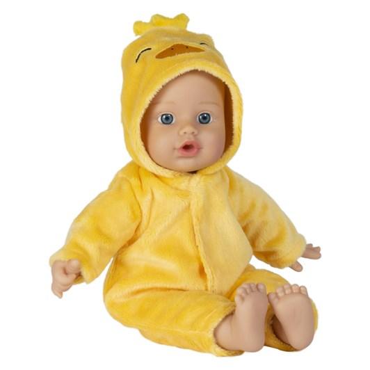 Adora Funsie Onesie Baby Duck