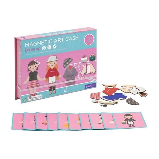 Mieredu Magnetic Art Case - Dress Up