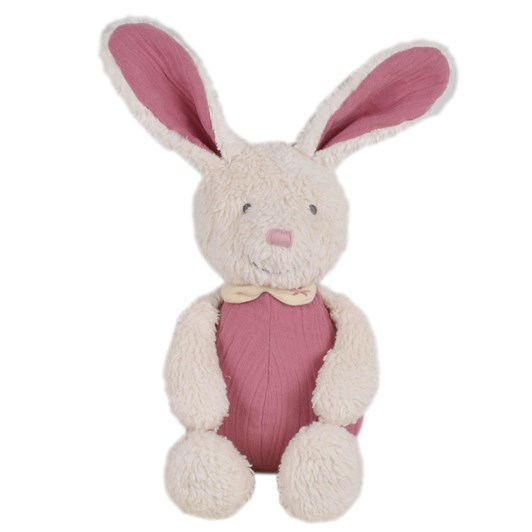 Bonikka Tikiri Organics Baby Bunny With Muslin Body