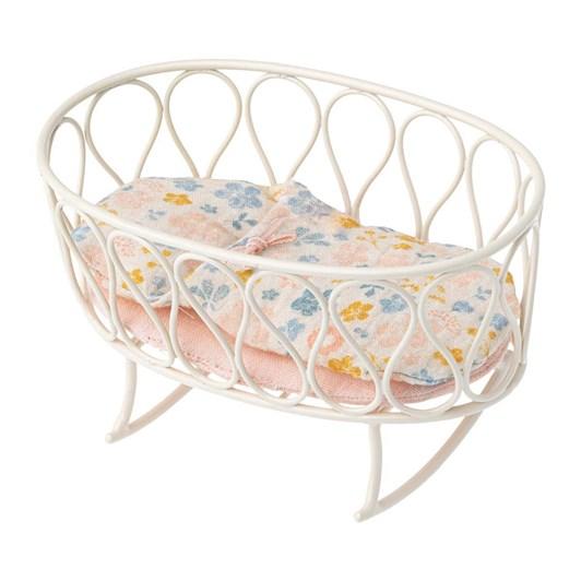Maileg Cradle With Sleeping Bag Micro