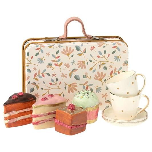 Maileg Cake Set In Suitcase