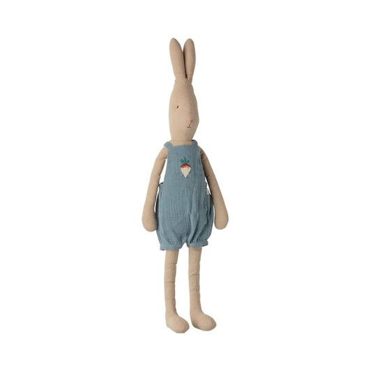 Maileg Rabbit Size 4 In Overalls