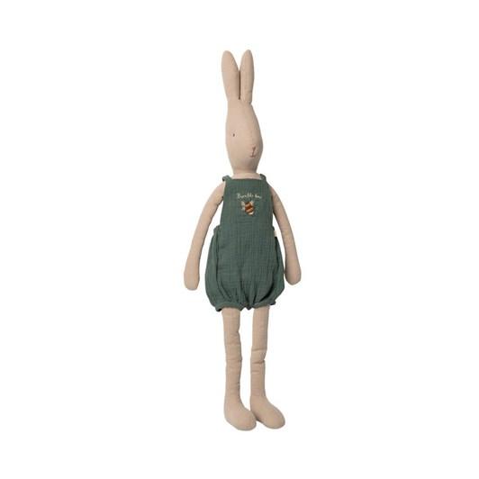 Maileg Rabbit Size 5 In Overalls