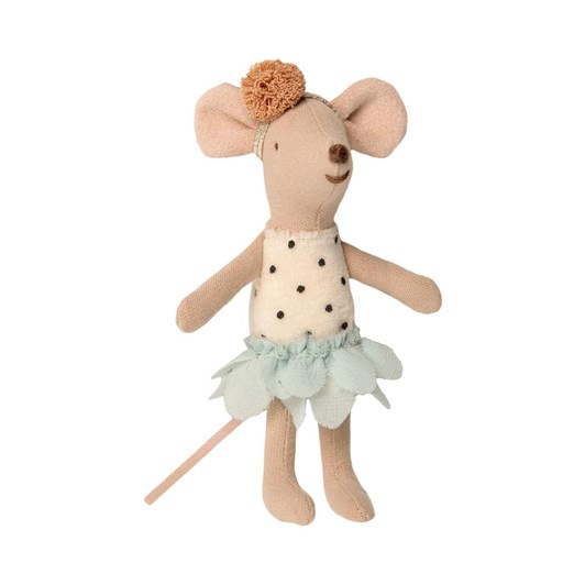 Maileg Little Miss Mouse In Suitcase