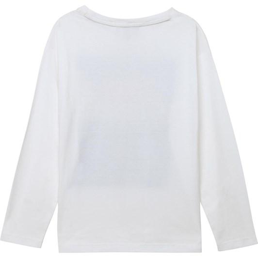 DKNY Long Sleeve T-Shirt 6-8Y