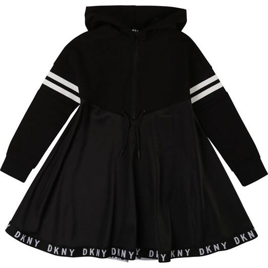 DKNY Hooded Dress 10-16Y
