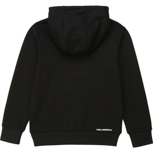 Karl Lagerfeld Hooded Sweatshirt 6-8Y