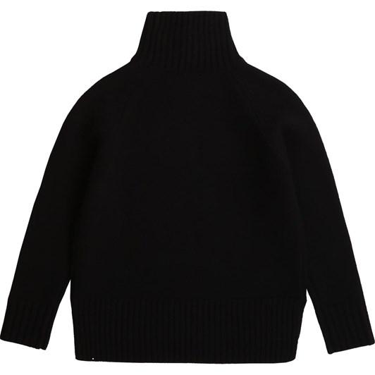 Zadig & Voltaire Polo Neck Sweater 6-8Y