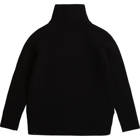 Zadig & Voltaire Polo Neck Sweater 10-16Y