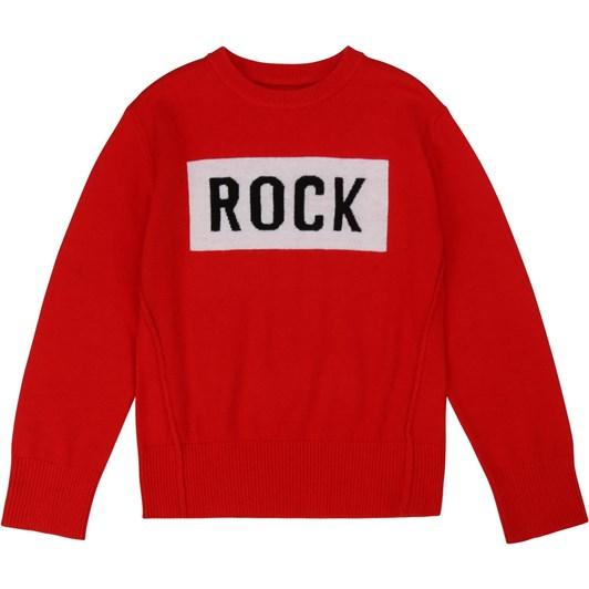 Zadig & Voltaire Pullover Sweatshirt 6-8Y