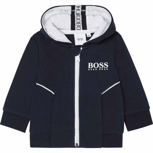Hugo Boss Cardigan Suit