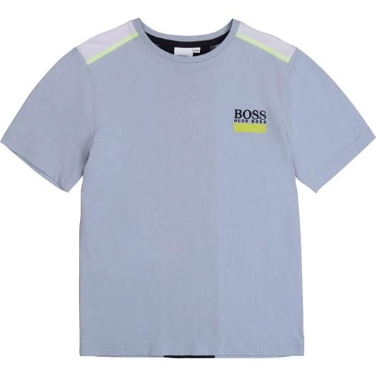Hugo Boss Short Sleeves Tee-Shirt 6-8Y