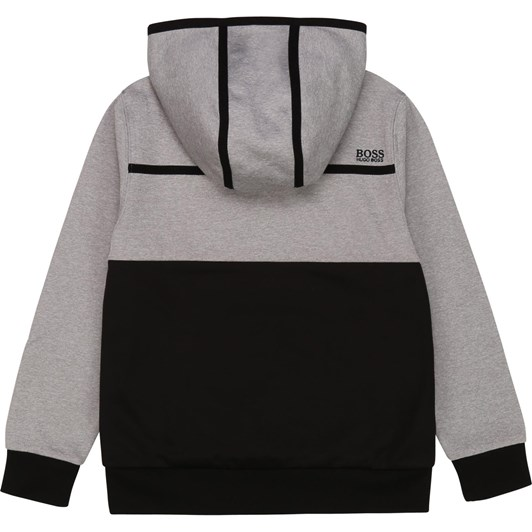 Hugo Boss Hooded Sweatshirt 10-16Y