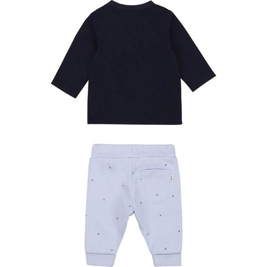 Hugo Boss T-Shirt + Pant Set