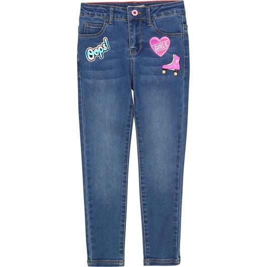 Billieblush Denim Trousers 8-12Y