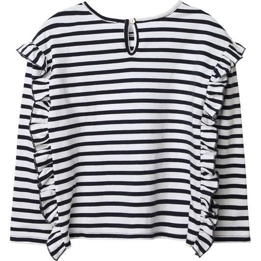Carrement Beau Long Sleeve T-Shirt 3-6Y
