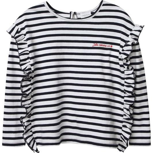 Carrement Beau Long Sleeve T-Shirt 8-12Y