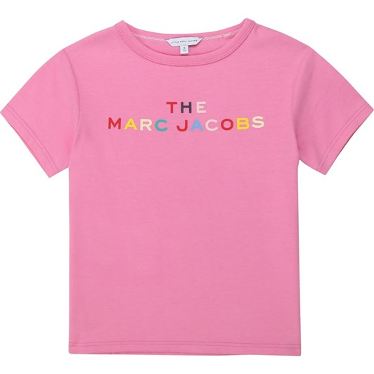 Little Marc Jacobs Short Sleeves Tee-Shirt 8-12Y