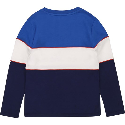 Little Marc Jacobs Long Sleeve T-Shirt 3-6Y