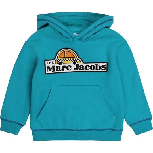 Little Marc Jacobs Hooded Sweatshirt 3-6Y