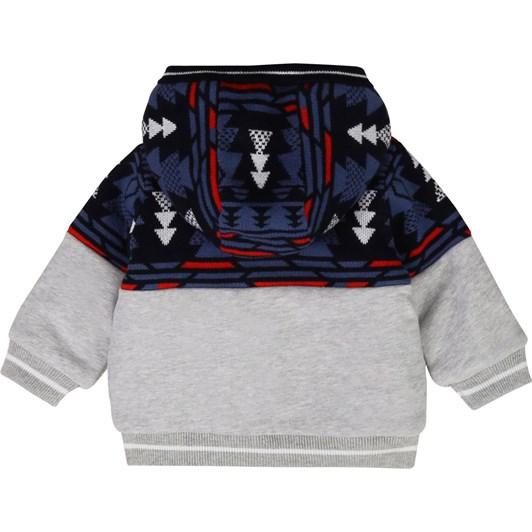 Timberland Knitted Cardigan 6-18M