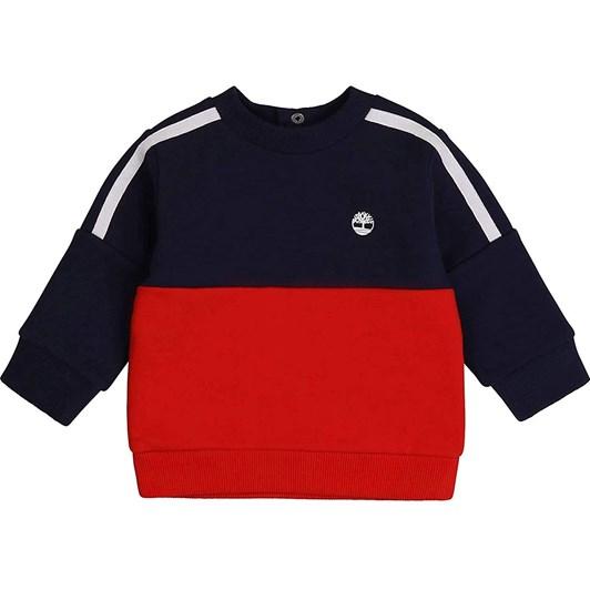 Timberland Sweatshirt 6-18M