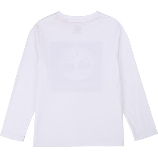 Timberland Long Sleeve T-Shirt 10-16Y