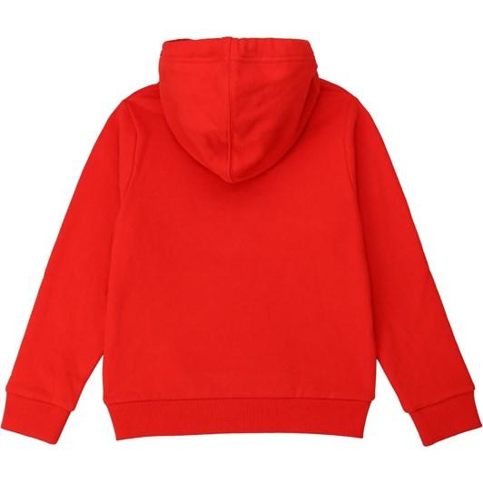 Timberland Hooded Sweatshirt 10-16Y