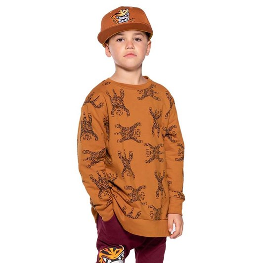 Band of Boys Easy Tiger Repeat Classic Crew