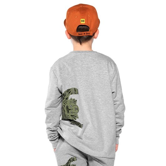 Band of Boys Easy Tiger Pocket Classic Crew