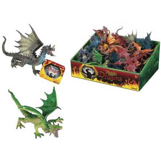Toysmith Magic Dragons