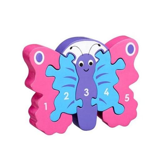 Lanka Kade 1-5 Puzzle - Butterfly