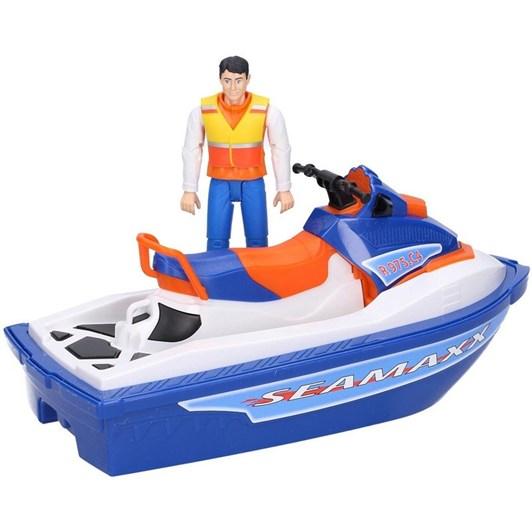 Bruder Jet Ski With Rider