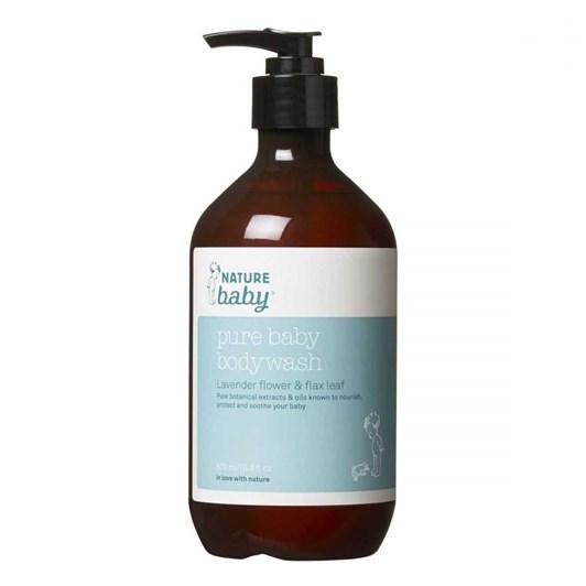 Nature Baby Organic Body Wash 500ml