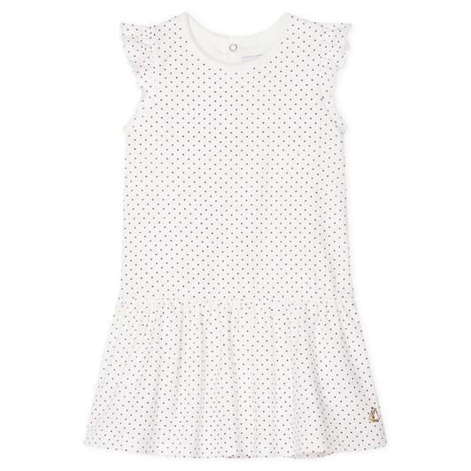 Petit Bateau Short Sleeve Bodysuit