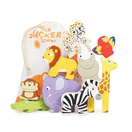 Le Toy Van Africa Stacker & Bag