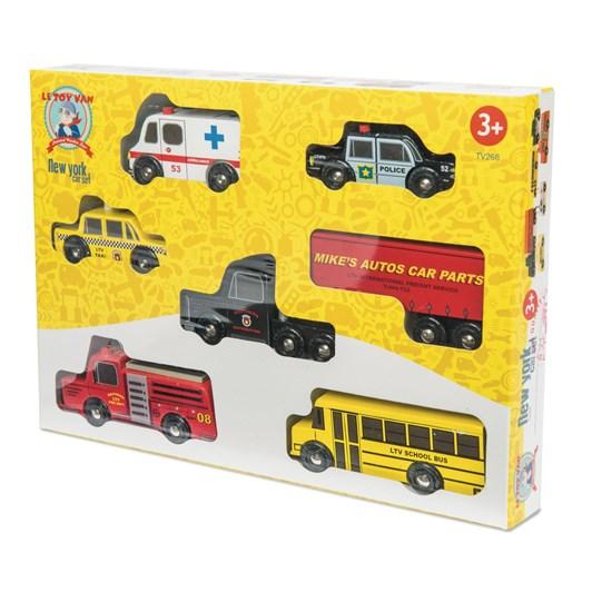 Le Toy Van New York Set Of Cars