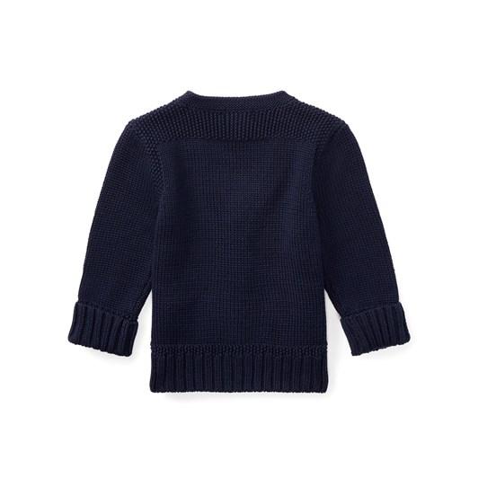 Polo Ralph Lauren Combed Cotton V-Neck Cardigan