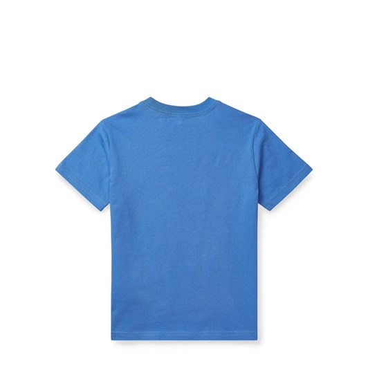 Polo Ralph Lauren Cotton Jersey Crewneck Tee 2-4Y