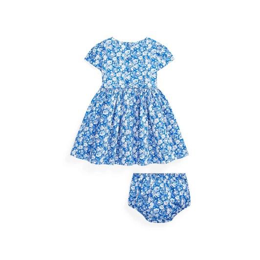 Polo Ralph Lauren Floral Dress & Bloomer