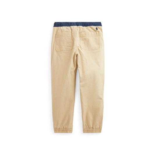Polo Ralph Lauren Tapered Stretch Cotton Pant 2-4Y