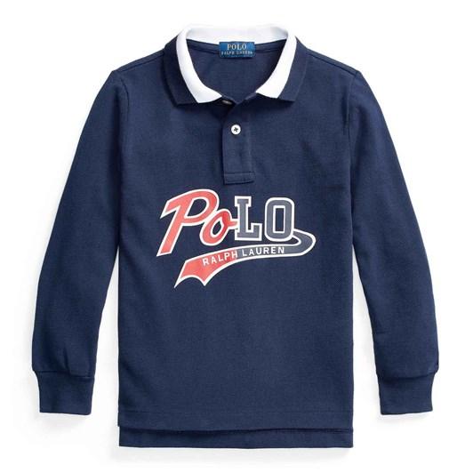 Polo Ralph Lauren Long Sleeve Top 2-4Y