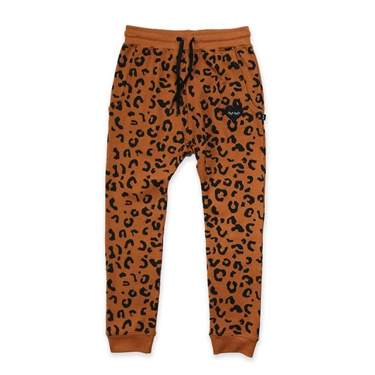 Hello Stranger Leopard Lover Trackie 3-7Y