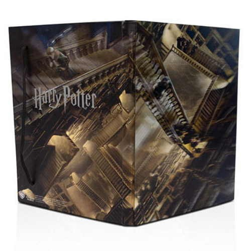 Harry Potter 3DHD Notebook - Hogwarts Staircase