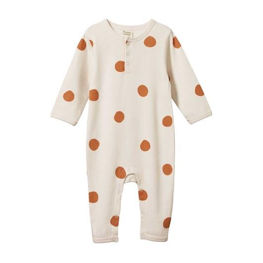 Nature Baby Henley Pyjama Suit