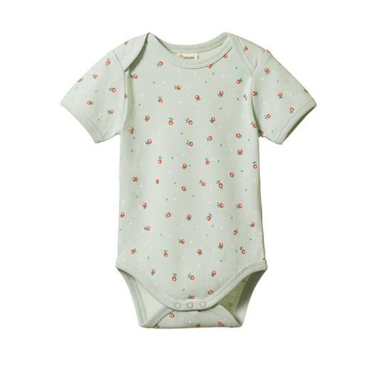 Nature Baby Short Sleeve Bodysuit