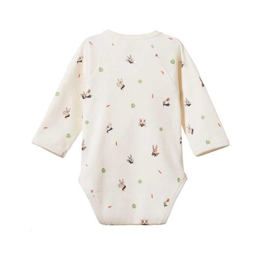 Nature Baby L/S Kimono Bodysuit